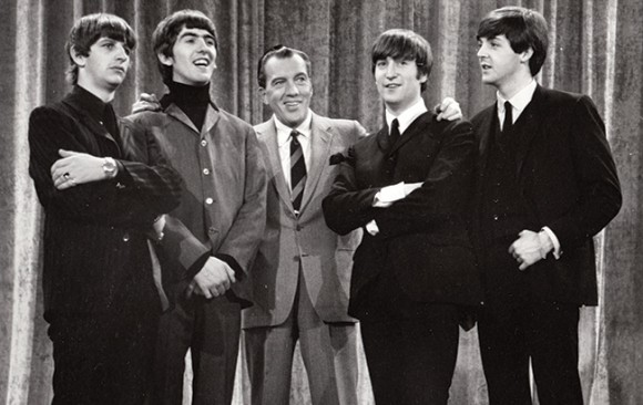 50th Anniversay:  Ed Sullivan & The Beatles
